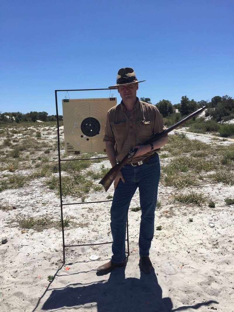 My new Flintlock Pedersoli Alamo .50 caliber  Img_5018