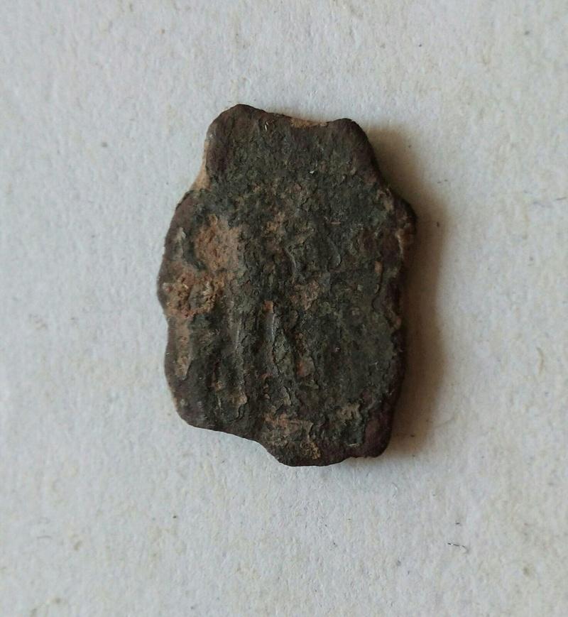 Fragmento de AE3 tipo GLORIA ROMANORVM  5c4cb710