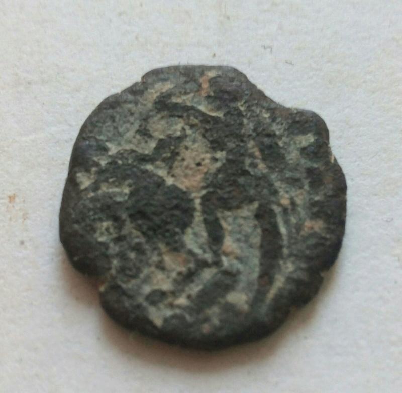 AE3/4 de Constancio II. FEL TEMP REPARATIO ''matao''  69c9c910