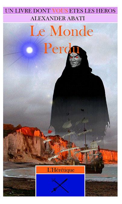 L'Hérétique tome 1: Le Monde Perdu Copert11