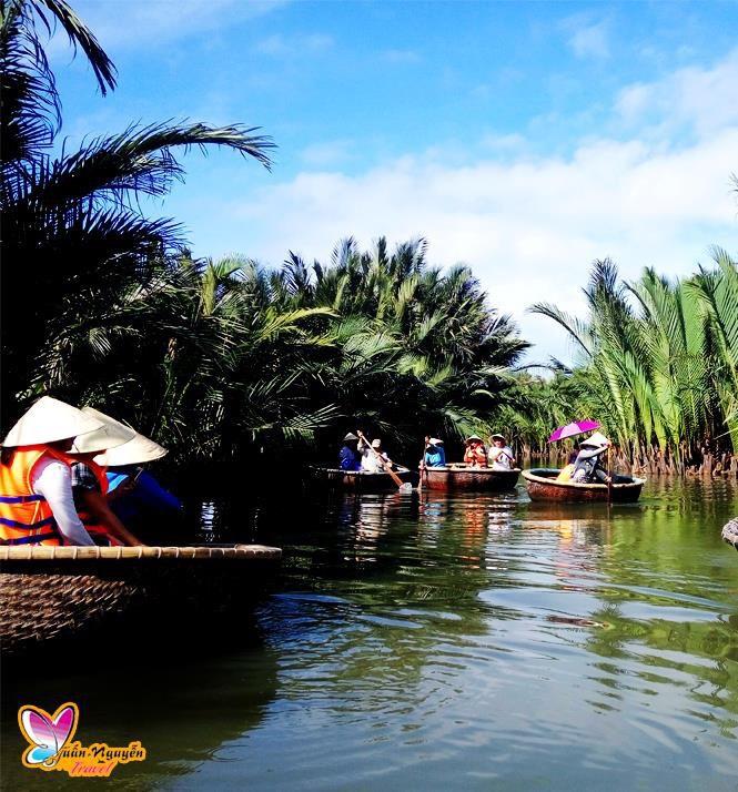 Bán Biệt thự Nghỉ Dưỡng ngày bãi biển an bàng, view sông Trà Quế diện tích sàn 370m2 Dsg10
