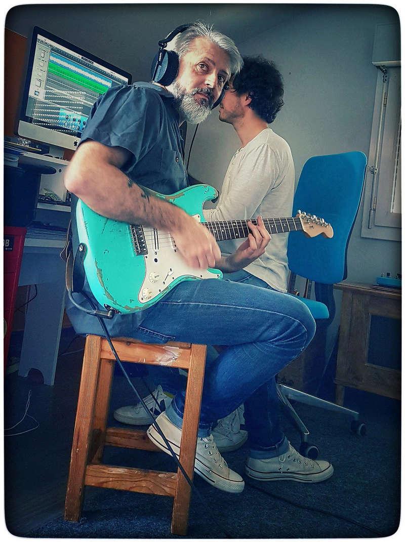 The South Chicken Blues c'est parti. Studio10
