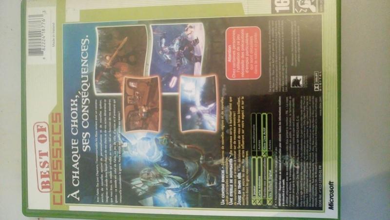 Achat jeux xbox / xbox 360 22553410
