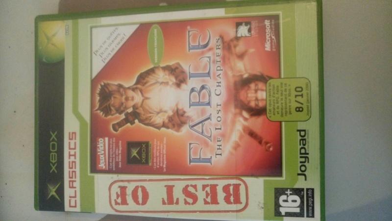 Achat jeux xbox / xbox 360 22563510