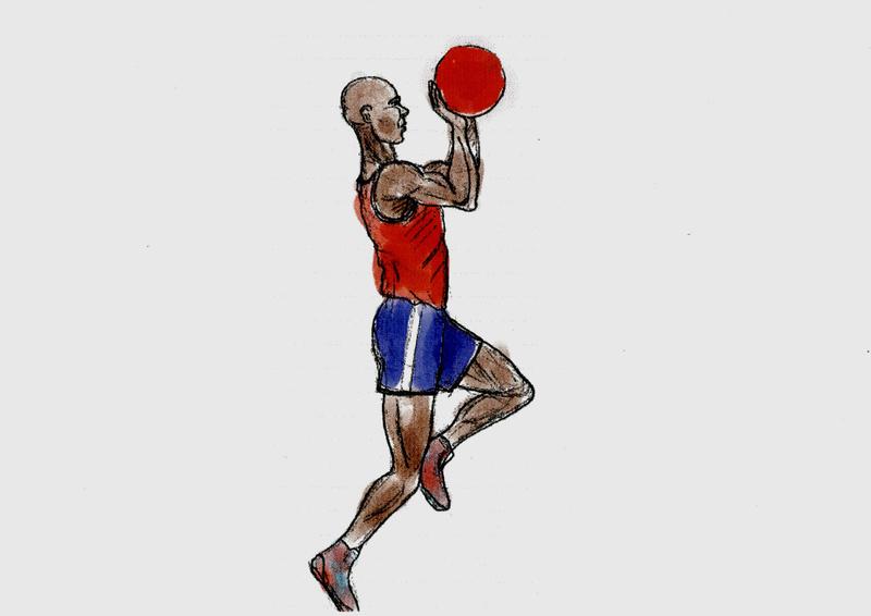 Bonjour je me nomme Damir  Basket10