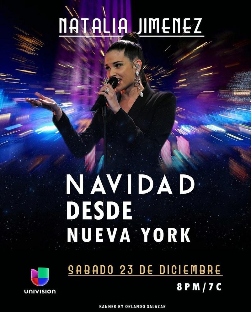 23/12/17 - Navidad desde Nueva York / Estados Unidos (Univisión) Navida10