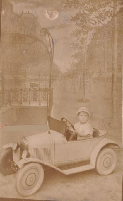 La CITROËNNETTE de 1925 00119