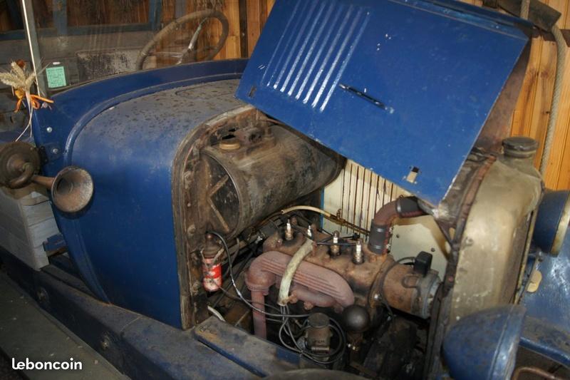 Des CITROËN transformées en tracteur.... - Page 2 6460