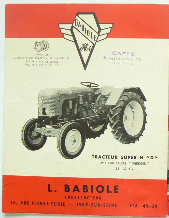 les TRACTEURS AGRICOLES à moteur 203 - Page 2 692