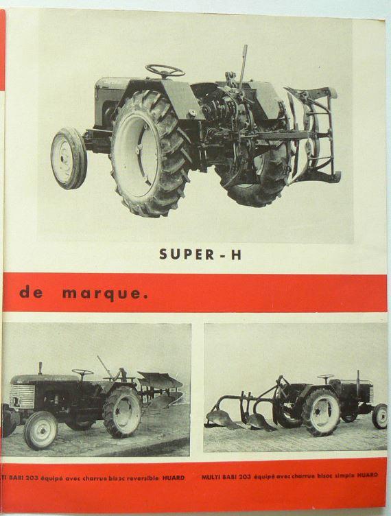 les TRACTEURS AGRICOLES à moteur 203 - Page 2 776