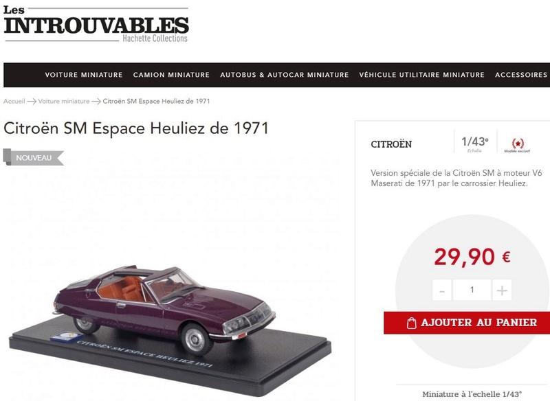 """La Boutique """"Les INTROUVABLES"""" d'Hachette 8114"""