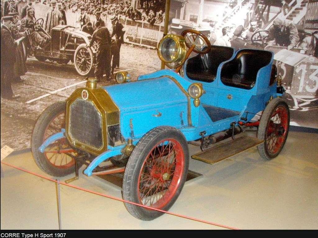 Musée de Mulhouse - La Cité de l'Automobile Corre_14