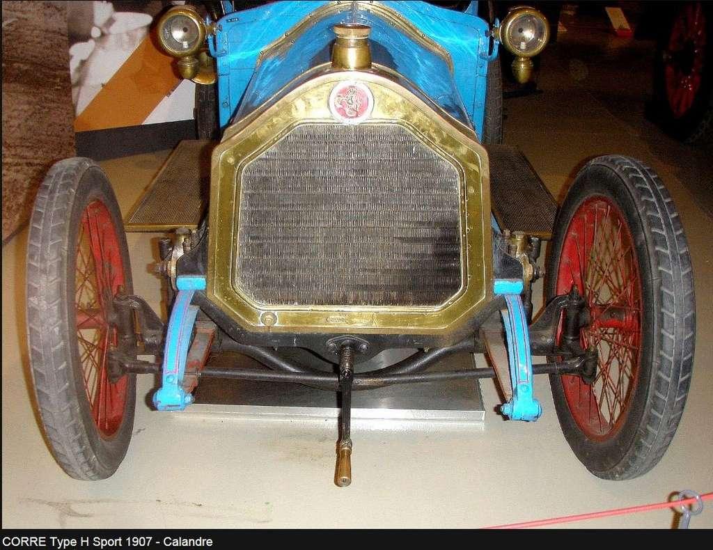 Musée de Mulhouse - La Cité de l'Automobile Corre_15