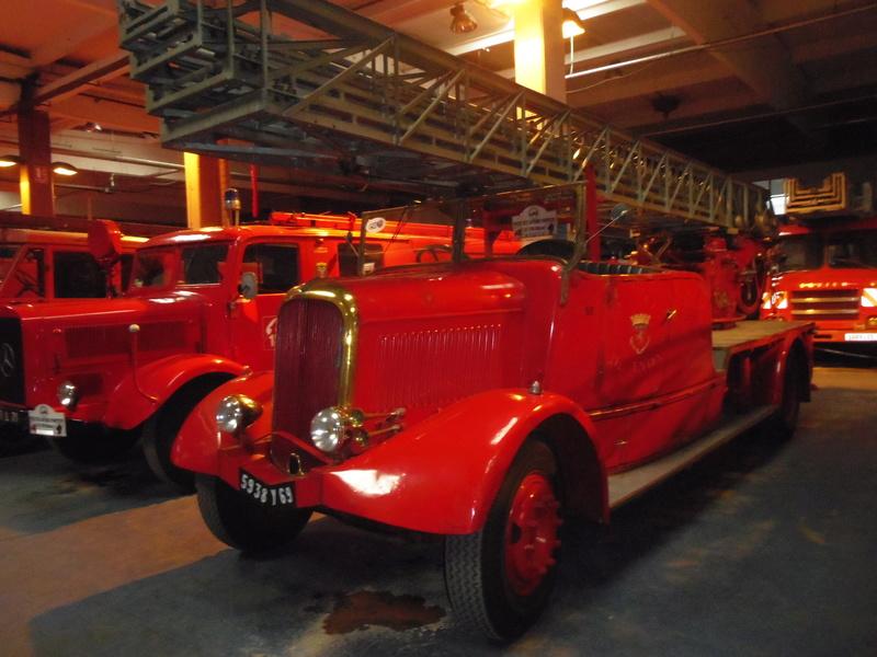 Des camions à gogo....Musée des sapeurs pompiers de Lyon - Page 4 Imgp0814