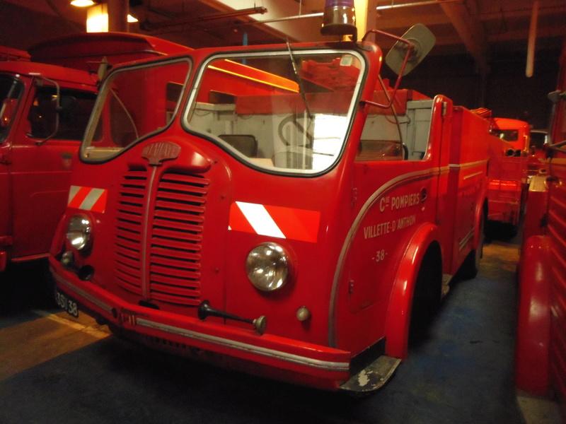Des camions à gogo....Musée des sapeurs pompiers de Lyon - Page 4 Imgp0817