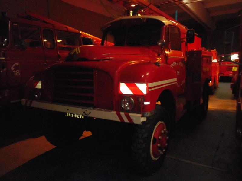 Des camions à gogo....Musée des sapeurs pompiers de Lyon - Page 4 Imgp0818