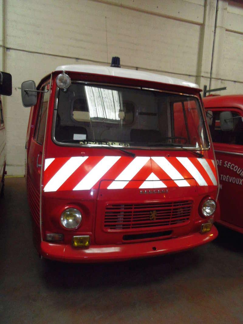 Des camions à gogo....Musée des sapeurs pompiers de Lyon - Page 6 Imgp0915