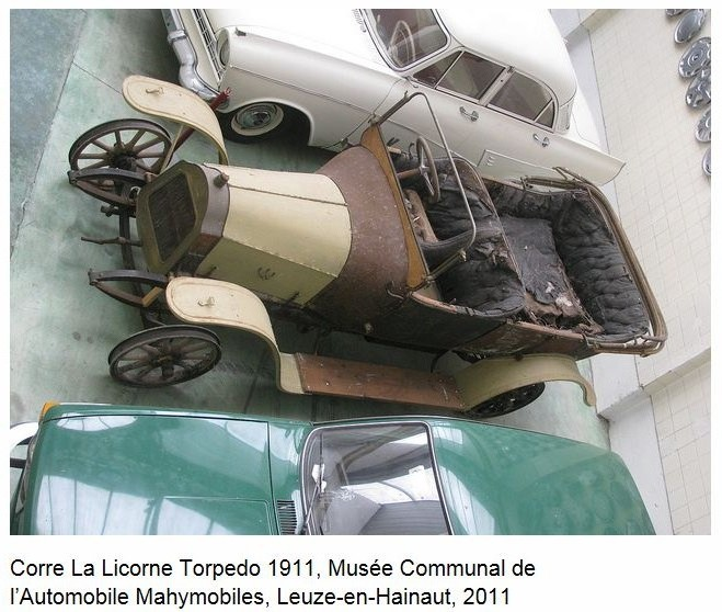 Musée MAHY (Belgique) Licorn12