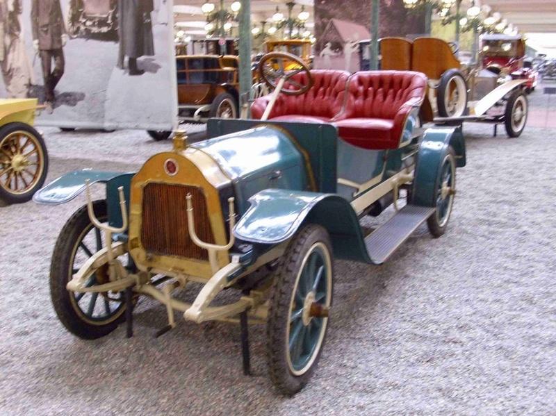 Musée de Mulhouse - La Cité de l'Automobile Licorn16