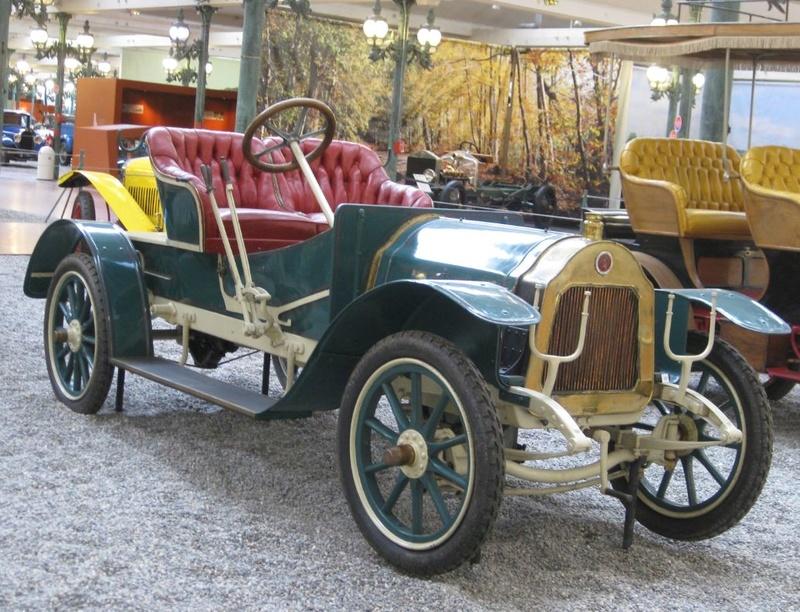 Musée de Mulhouse - La Cité de l'Automobile Licorn17