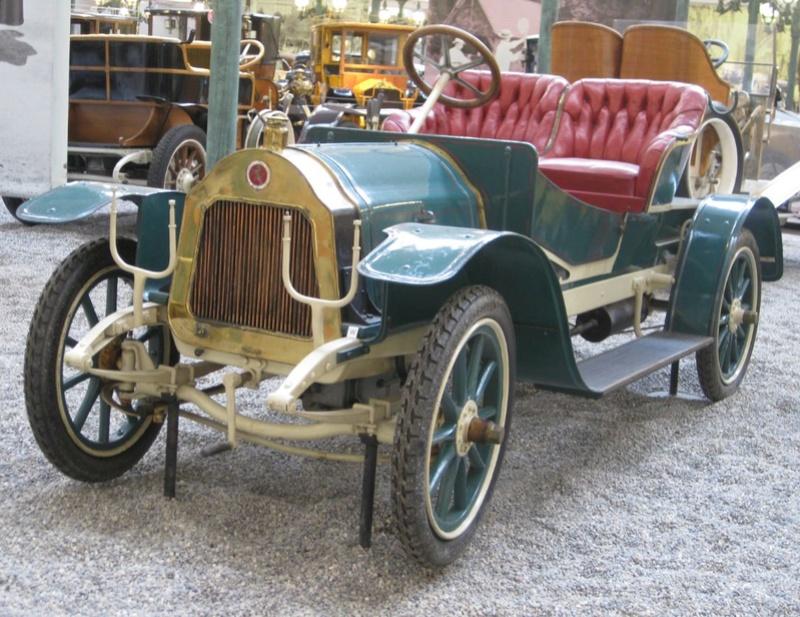 Musée de Mulhouse - La Cité de l'Automobile Licorn19