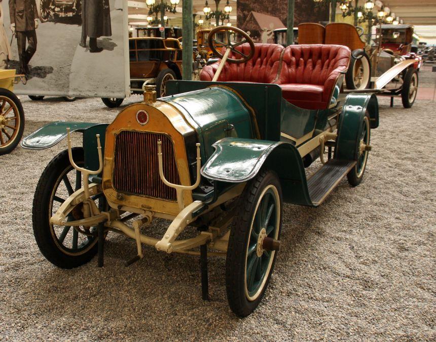 Musée de Mulhouse - La Cité de l'Automobile Licorn20