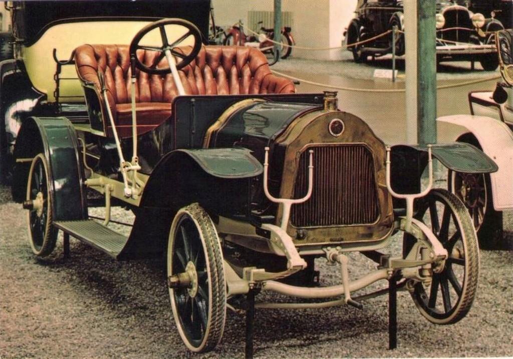 Musée de Mulhouse - La Cité de l'Automobile Licorn21