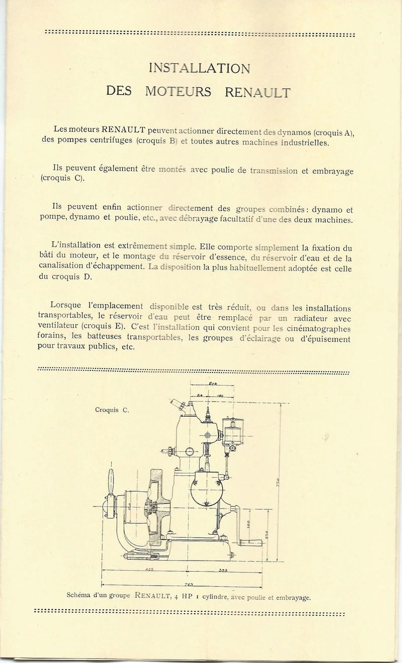 RENAULT - documentation Moteurs RENAULT Moteur13