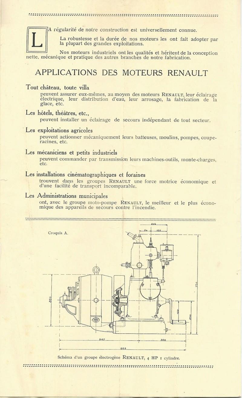 RENAULT - documentation Moteurs RENAULT Moteur16