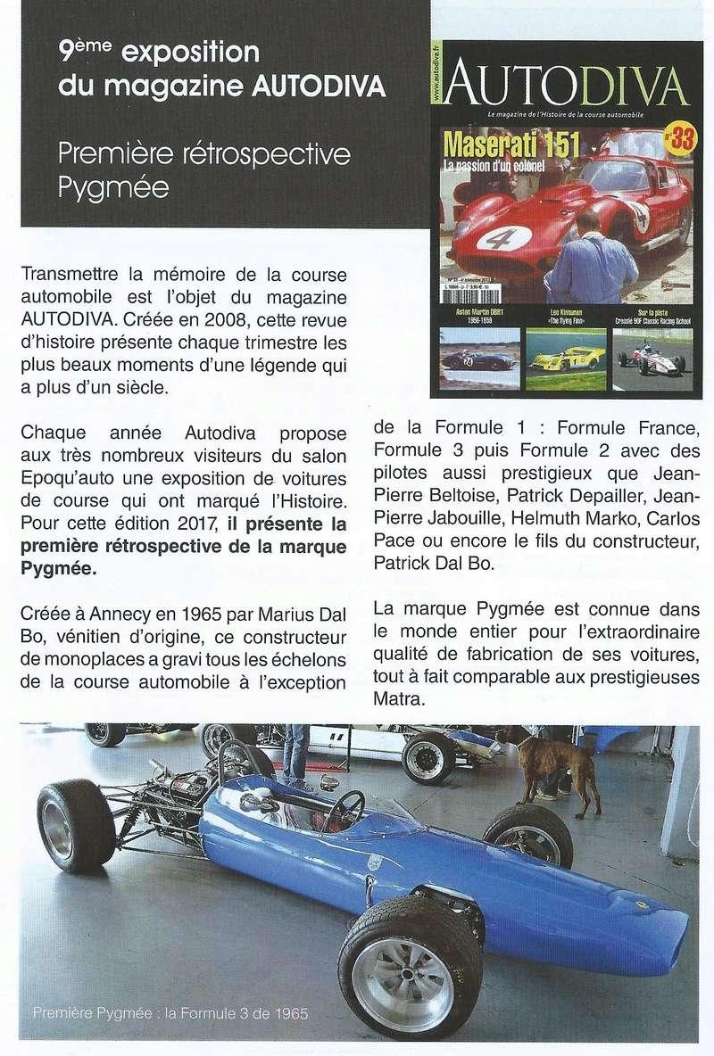 epoqu'auto Lyon 2017 Pygmee10