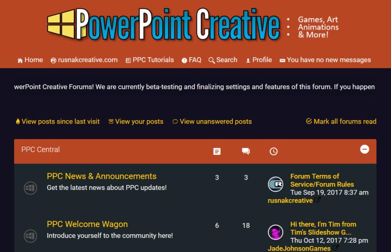 Splash of PowerPoint Orange? Ppcora12