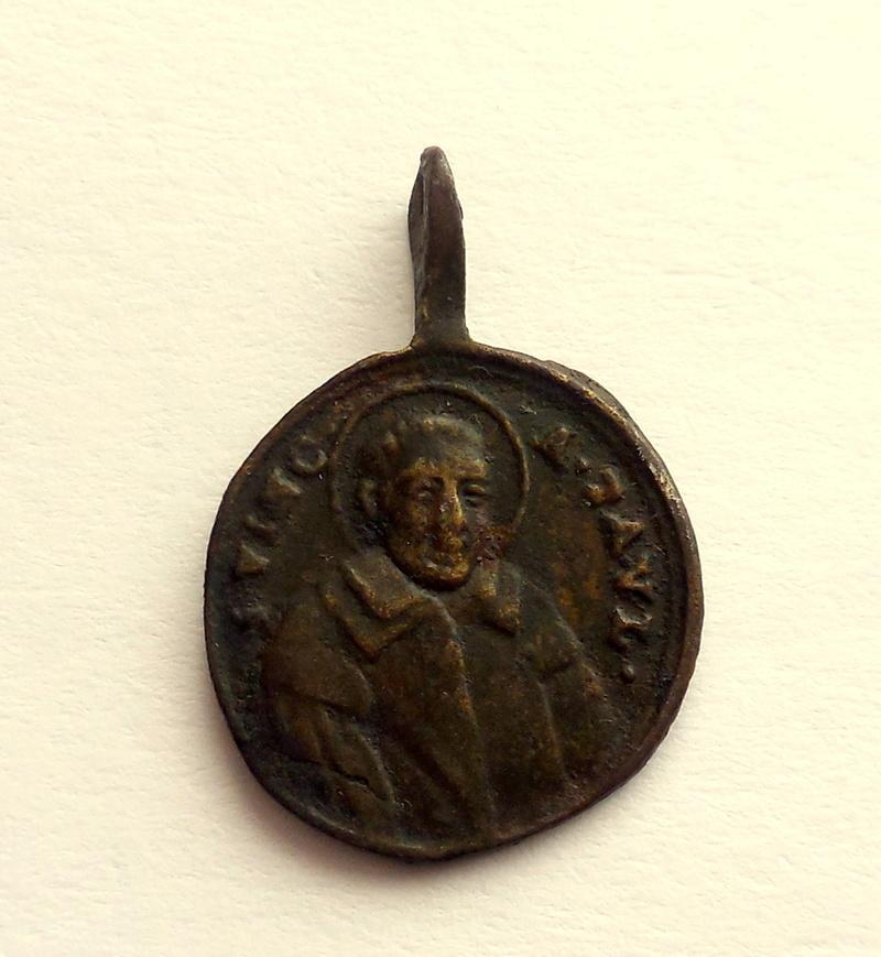 San Vicente de Paul / Santa Juana Francisca de Chantal (R.M. SXVIII-C149) Dscn3914