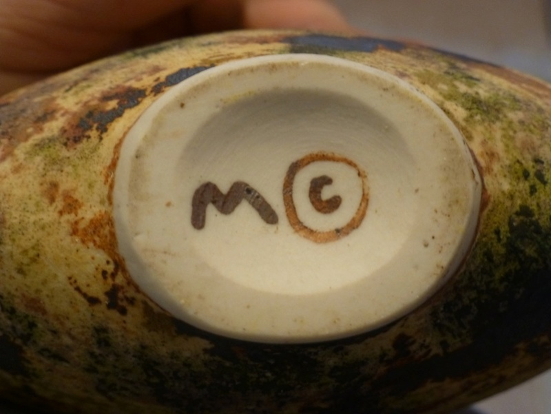 Unusual Colours - Bone China Studio pottery? P1050811