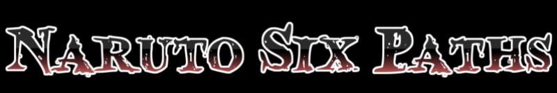 Naruto Six Paths
