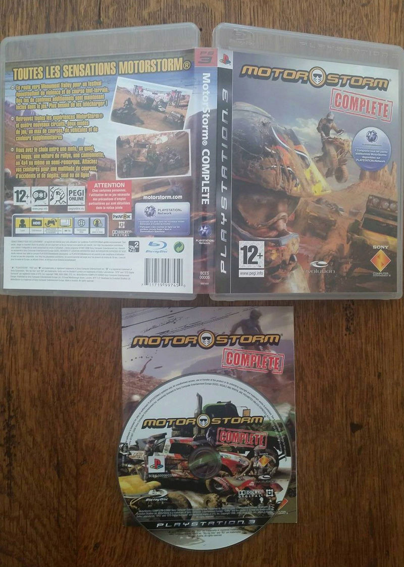 Liste des jeux pas courants sur PS3 Msc10
