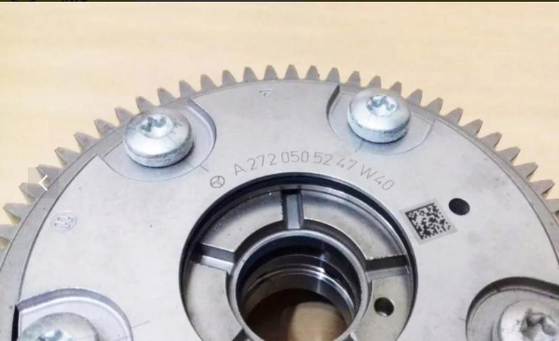 Vendo - Par de Engrenagens Motor 272 (M272) 5247_310