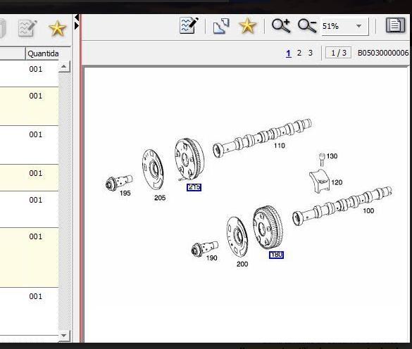 Vendo - Par de Engrenagens Motor 272 (M272) Engren10