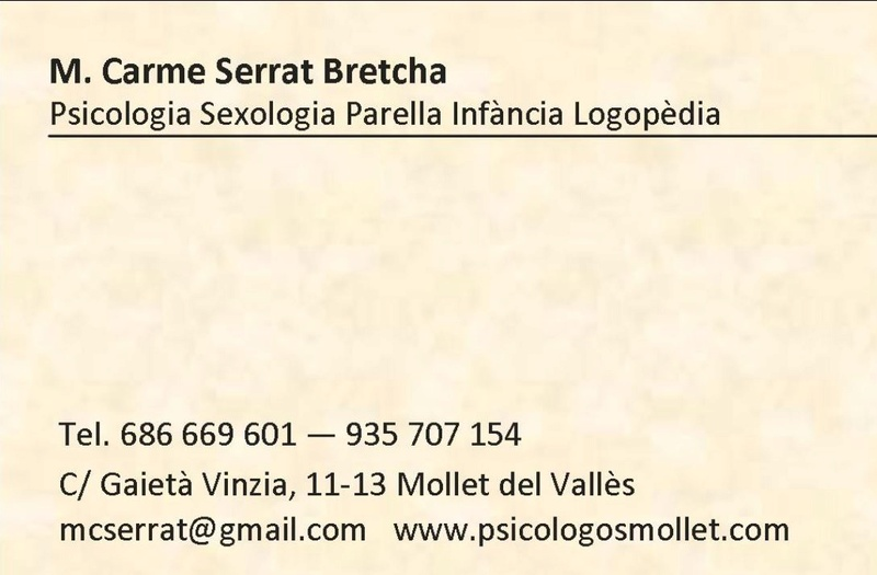 Psicólogo en Mollet del Vallès Tarjam11