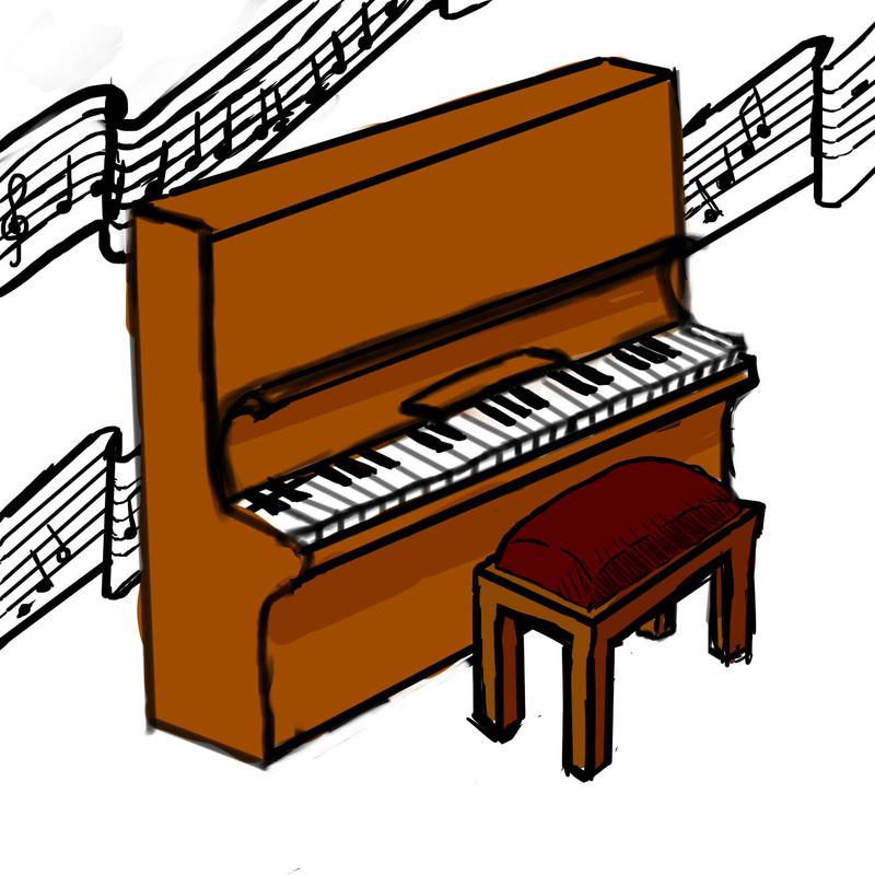 Bazar d'un dessineux ! Piano10