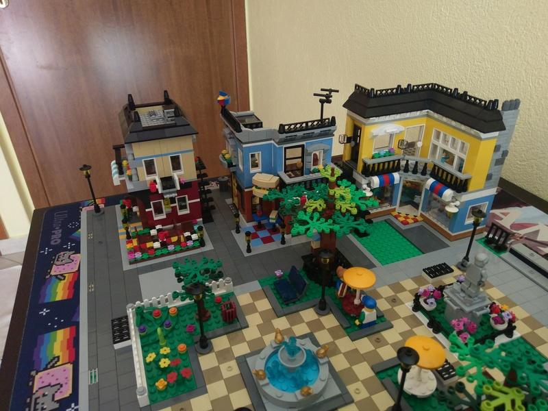 [MOC] City Layout Imag1220