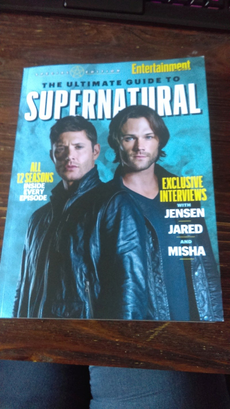 Entertainment Weekly's Ultimate Guide To Supernatural Imag0518