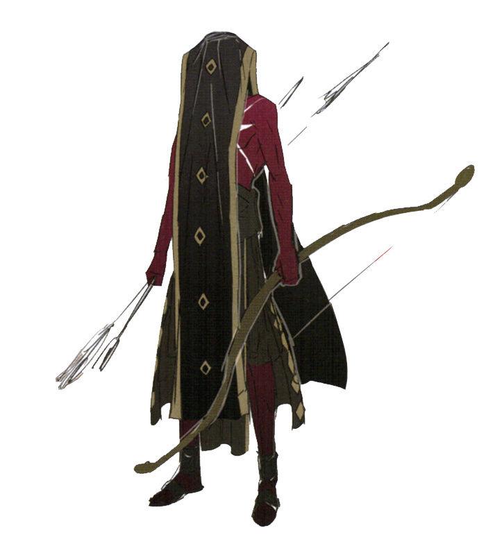 Trials of King Chusin  Archer11