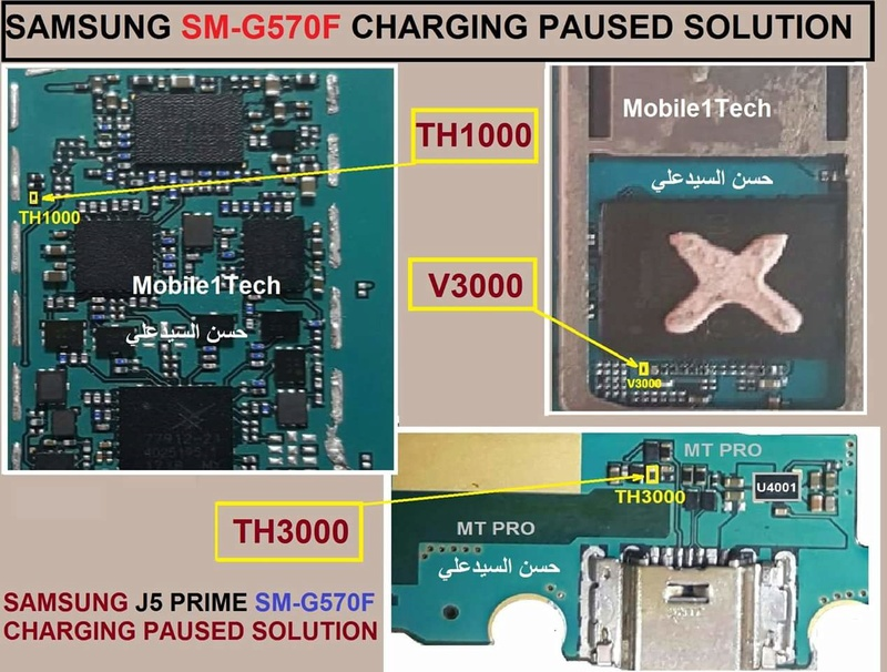 Samsung J5 prime g570F charging paused solution Fb_img18
