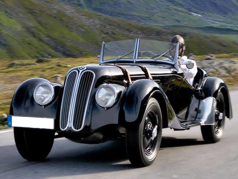 BMW de légende, Le rêve d'un BMiste Bmw_pa11