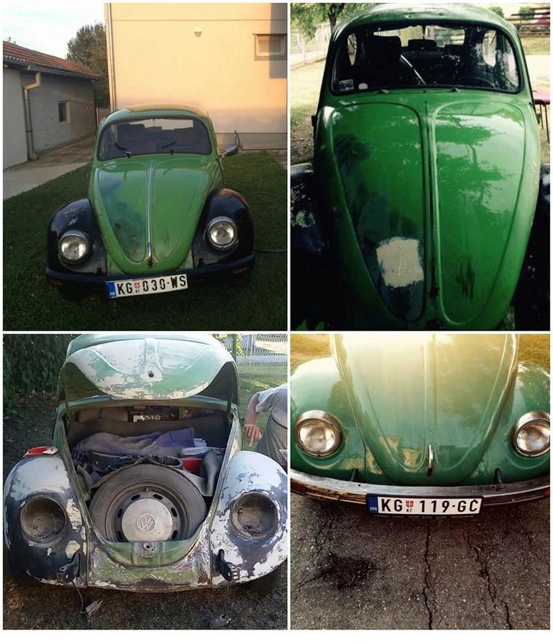 Sredjivanje VW 1200 1976 22016312