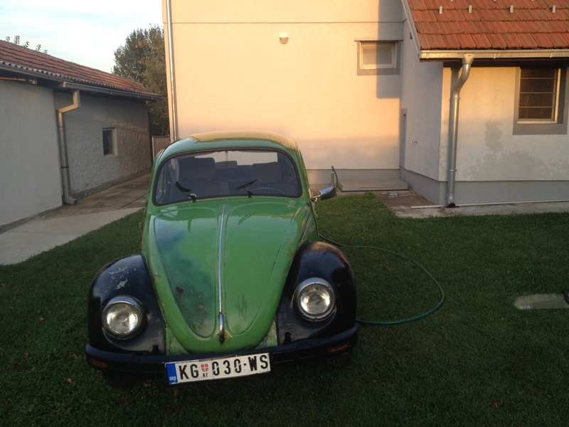 Sredjivanje VW 1200 1976 Clean_19
