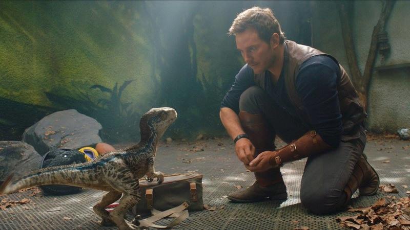 General Jurassic World: Fallen Kingdom News Thread V.4 - Page 17 Baby_b10