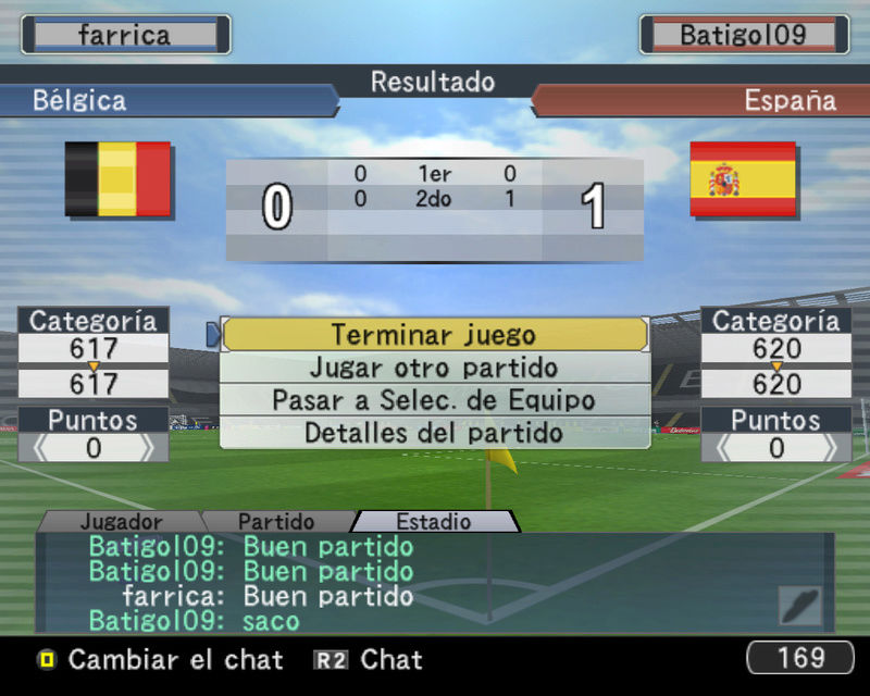 Mundialito  - Final 112