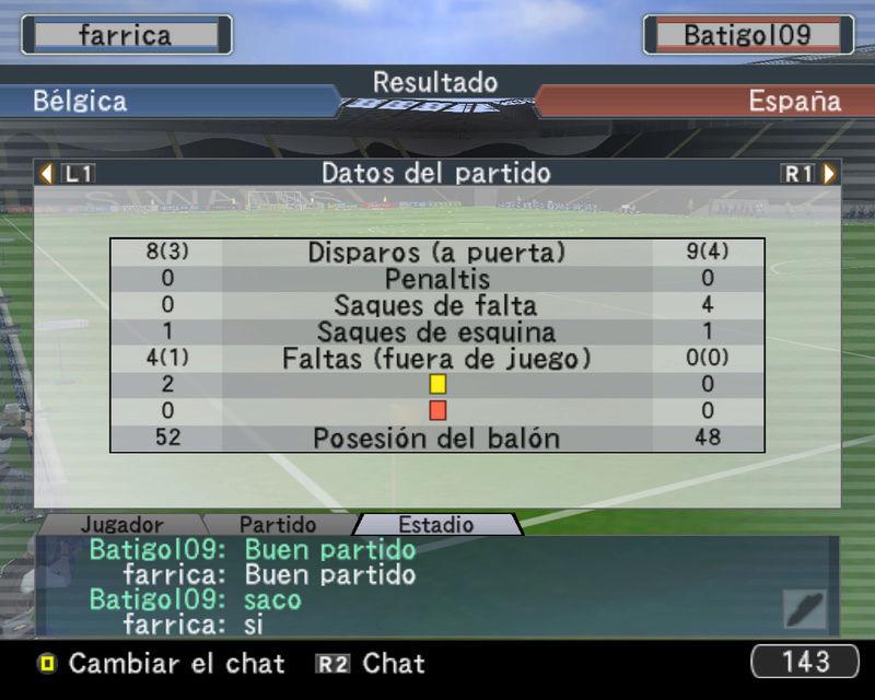 Mundialito  - Final 213