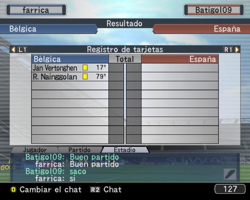 Mundialito  - Final 313